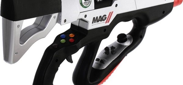MAG II wireless gun controller