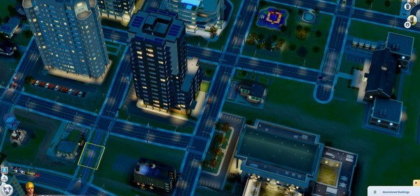 SimCity screenshot