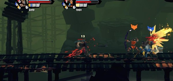 Sacred Citadel screenshot