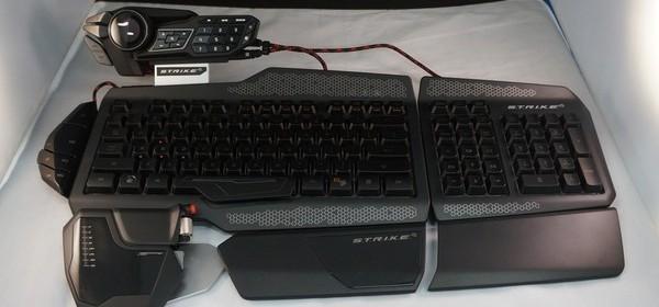 STRIKE 5 gaming keyboard