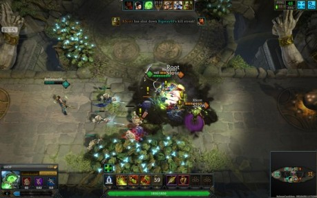 TOME: Immortal Arena screenshot