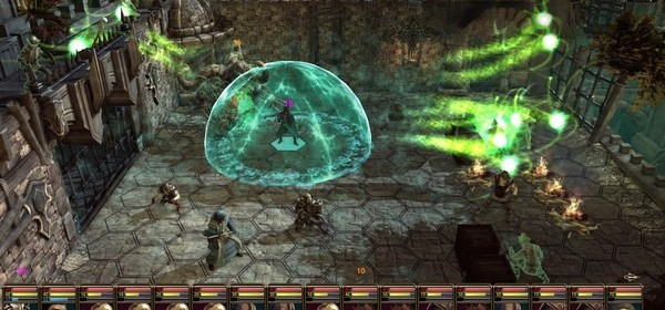 Blackguards 2 screenshot