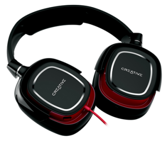 Creative Labs Draco HS-880 gaming headset