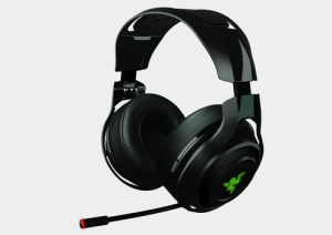 Razer Man O' War wireless gaming headset