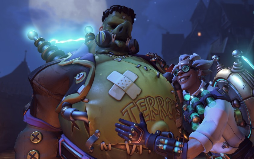 Halloween comes to Overwatch with all new LOOT (Video) – PC ...