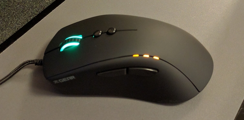Fnatic Clutch G1 gaming mouse