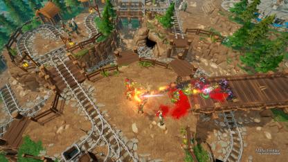 Dungeons 3 screenshot