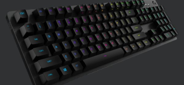 Logitech G512 keyboard picture